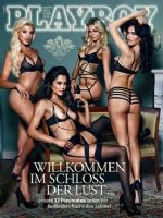 Playboy Magazine [Germany] (January 2015)