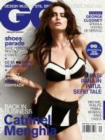 GQ Magazine [Romania] (October 2013)