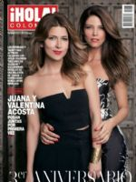 Hola! Magazine [Colombia] (27 August 2015)