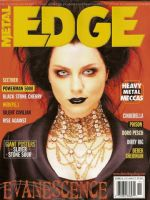 Metal Edge Magazine [United States] (November 2006)