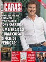 Caras Magazine [Portugal] (29 April 2017)