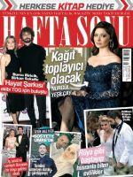 Haftasonu Magazine [Turkey] (30 November 2016)