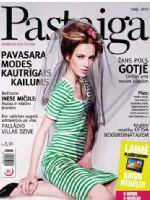 Pastaiga Magazine [Latvia] (May 2012)
