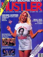 Hustler Magazine [United States] (January 1984)