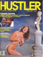 Hustler Magazine [United States] (April 1984)