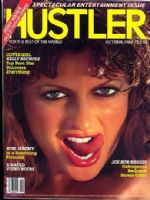 Hustler Magazine [United States] (October 1984)