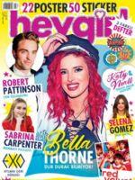 Hey Girl Magazine [Turkey] (August 2017)