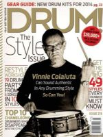 Drum! Magazine [United States] (May 2014)