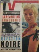 Moustique Tele Radio Magazine [Belgium] (11 July 1963)