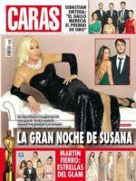 Caras Magazine [Argentina] (5 June 2018)