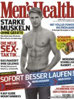 Men's Health Magazine [Germany] (April 2013)