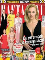 Haftasonu Magazine [Turkey] (13 January 2016)