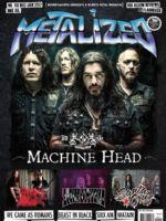 Metalized Magazine [Denmark] (January 2018)