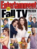 Entertainment Weekly Magazine [United States] (23 September 2016)