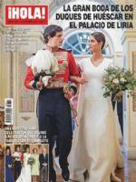 Hola! Magazine [Spain] (17 October 2018)