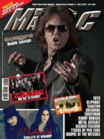 Metal Maniac Magazine [Italy] (March 2015)