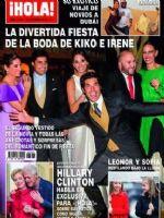 Hola! Magazine [Spain] (26 October 2016)