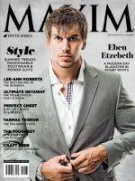 Maxim Magazine [South Africa] (November 2014)
