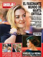 Hola! Magazine [Spain] (18 May 2016)