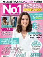No.1 Magazine [United Kingdom] (28 June 2018)
