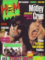Hot Metal Magazine [Australia] (January 1994)