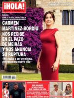Hola! Magazine [Spain] (27 August 2014)