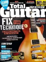 Total Guitar Magazine [Canada] (May 2016)