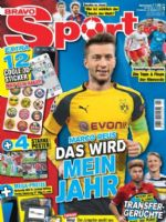 BRAVO sport Magazine [Germany] (29 December 2016)