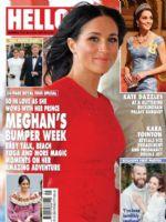 Hello! Magazine [United Kingdom] (5 November 2018)