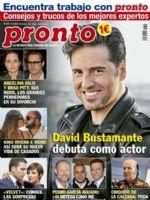 Pronto Magazine [Spain] (15 October 2016)