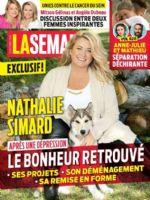 LA Semaine Magazine [Canada] (24 October 2014)