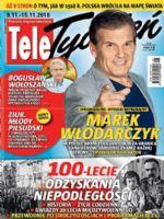 Tele Tydzień Magazine [Poland] (9 November 2018)