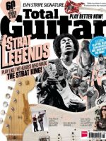 Total Guitar Magazine [United Kingdom] (June 2014)