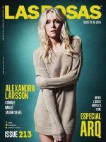 Las Rosas Magazine [Argentina] (August 2014)