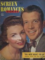 Screen Romances Magazine [United States] (March 1948)
