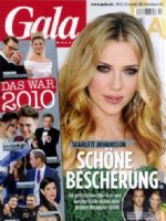 Gala Magazine [Germany] (23 December 2010)