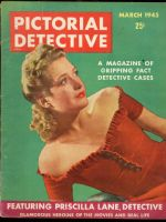 Pictorial Detective Magazine [United States] (March 1945)