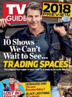 TV Guide Magazine [United States] (8 January 2018)