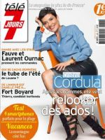 Télé 7 Jours Magazine [France] (11 July 2015)
