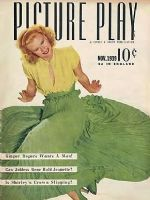 Picture Play Magazine [United States] (November 1939)