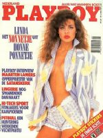 Playboy Magazine [Netherlands] (July 1988)