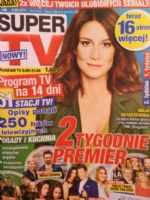 Super TV Magazine [Poland] (8 September 2017)