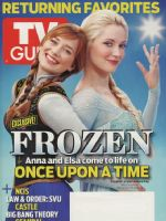 TV Guide Magazine [United States] (22 September 2014)