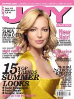Joy Magazine [Romania] (March 2012)