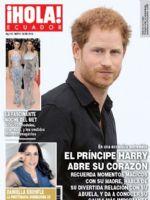 Hola! Magazine [Ecuador] (18 May 2016)
