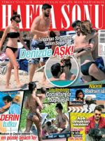 Haftasonu Magazine [Turkey] (18 June 2014)