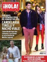 Hola! Magazine [Argentina] (12 August 2014)