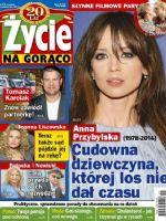 Zycie na goraco Magazine [Poland] (9 October 2014)