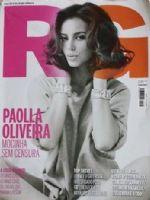 RG Vogue Magazine [Brazil] (November 2013)