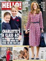 Hello! Magazine [United Kingdom] (16 September 2019)